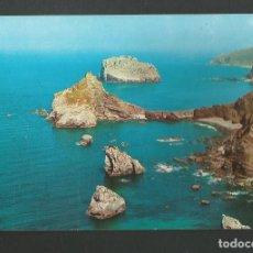 Postales: POSTAL CIRCULADA - MAR CANTABRICO 325 - EDITA ALARDE. Lote 190792873