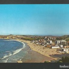 Postales: POSTAL CIRCULADA - SUANCES 103 - SANTANDER - PLAYA DE LA CONCHA - EDITA BUSTAMANTE. Lote 190794406