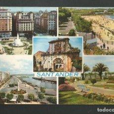 Postales: POSTAL SIN CIRCULAR - SANTANDER 2042 - EDITA ARRIBAS. Lote 190794890