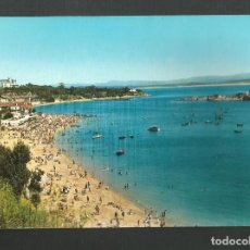 Postales: POSTAL CIRCULADA - SANTANDER 13 - PLAYA DE LA MAGDALENA - EDITA ALARDE. Lote 190794925