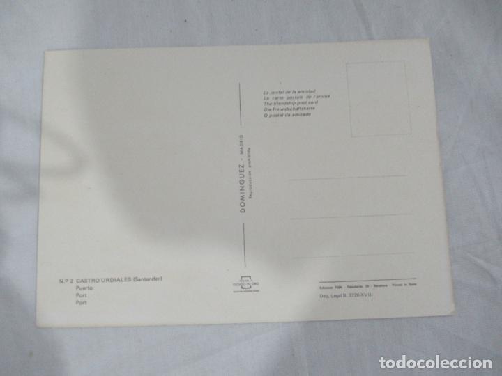 Postales: Castro Urdiales - Puerto - S/C - Foto 2 - 190853097