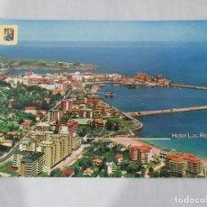 Postales: CASTRO URDIALES - VISTA PANORÁMICA. HOTEL LAS ROCAS - S/C. Lote 190853773