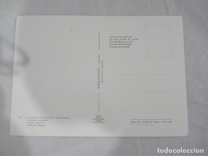 Postales: Castro Urdiales - Diversos Aspectos - S/C - Foto 2 - 190854017