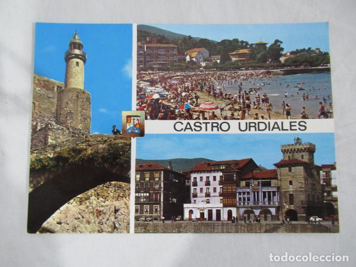 CASTRO URDIALES - DIVERSOS ASPECTOS - S/C (Postales - España - Cantabria Moderna (desde 1.940))