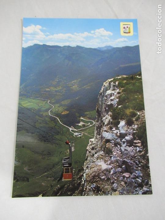 FUENTE DE (SANTANDER) - PANORÁMICA DESDE EL MIRADOR DEL CABLE - S/C (Postales - España - Cantabria Moderna (desde 1.940))