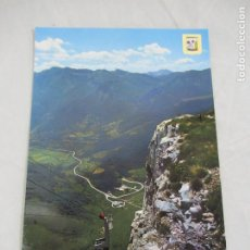 Postales: FUENTE DE (SANTANDER) - PANORÁMICA DESDE EL MIRADOR DEL CABLE - S/C. Lote 190856117