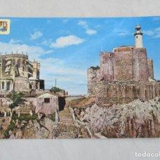 Postales: CASTRO URDIALES - IGLESIA DE SANTA MARÍA Y FARO - S/C. Lote 190980738