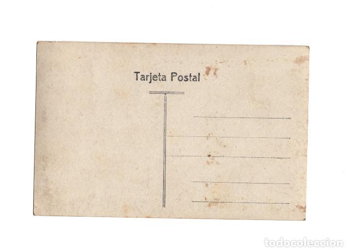 Postales: POTES.(CANTABRIA).- PUENTE DE SAN CAYETANO. POSTAL FOTOGRÁFICA. - Foto 2 - 191010830