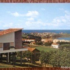 Postales: SUANCES - SANTANDER - PUNTA EL DICHOSO. Lote 191334427