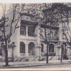 Postales: SANTANDER (CANTABRIA) - TIPO MODERNO DE CASA SOLARIEGA. Lote 191643145