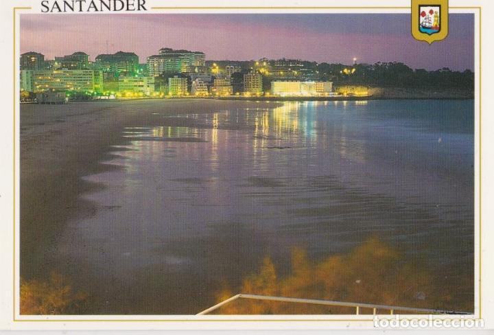 SANTANDER, SARDINERO, SEGUNDA PLAYA - ESCUDO DE ORO Nº 5 - S/C (Postales - España - Cantabria Moderna (desde 1.940))