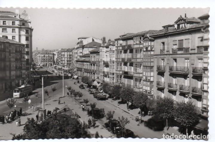 POSTAL DE SANTANDER - CALLE DE AMÓS DE ESCALANTE (Postales - España - Cantabria Moderna (desde 1.940))
