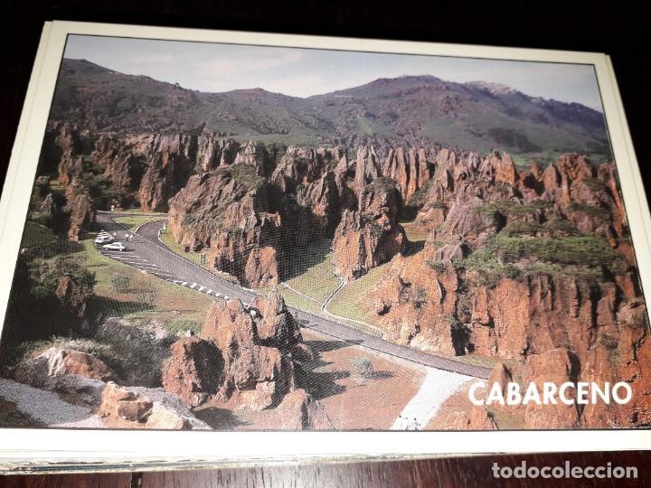 Nº 34818 POSTAL CABARCENO CANTABRIA PARQUE DE LA NATURALEZA ROCAS KARSTICAS (Postales - España - Cantabria Moderna (desde 1.940))