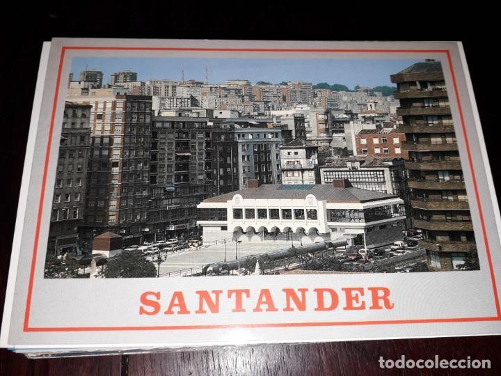 Nº 34822 POSTAL SANTANDER CANTABRIA ESTACION DE AUTOBUSES (Postales - España - Cantabria Moderna (desde 1.940))