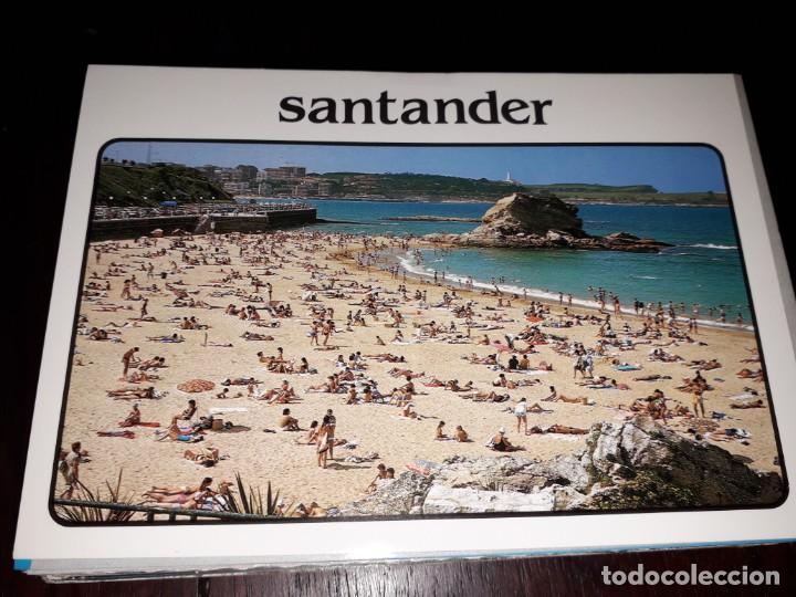 Nº 34825 POSTAL SANTANDER CANTABRIA PLAYA DEL CAMELLO (Postales - España - Cantabria Moderna (desde 1.940))