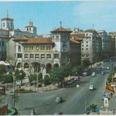Cartes Postales: SANTANDER, AVENIDA CALVO SOTELO - ESCUDO DE ORO Nº 97 - CIRCULADA. Lote 192278850