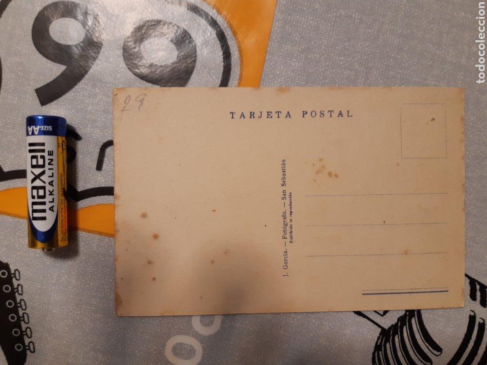 Postales: Postal Castro Urdiales Detalle del parque J García Fotografo - Foto 2 - 192670843