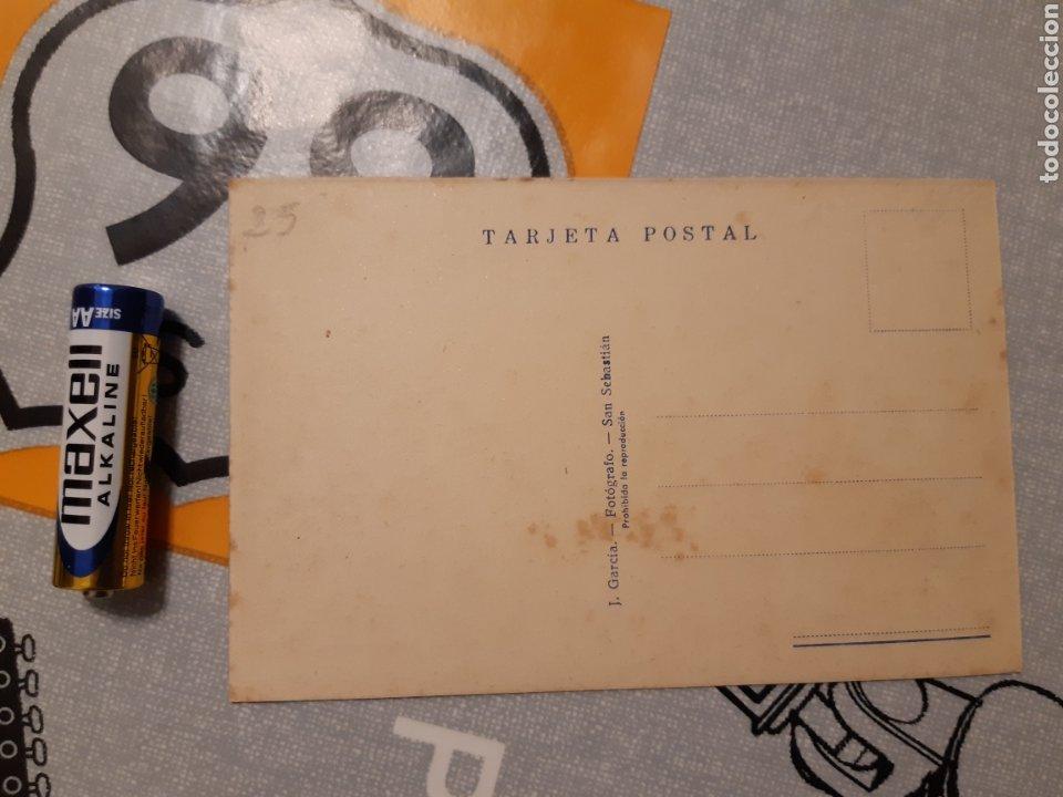 Postales: Postal Castro Urdiales Jardines y bajada a la playa J García Fotografo - Foto 2 - 192670946