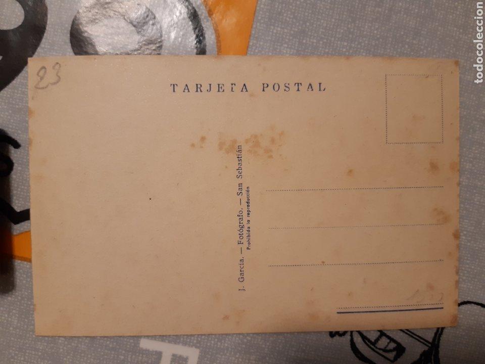 Postales: Postal Castro Urdiales La Playa y Hotel Miramar J García Fotógrafo - Foto 2 - 192671027
