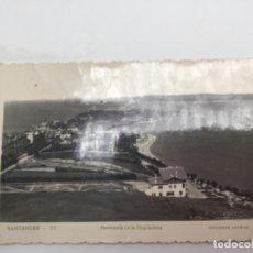 Postales: POSTAL. SANTANDER, PENÍNSULA DE LA MAGDALENA. FECHADA 1949. Lote 193078792