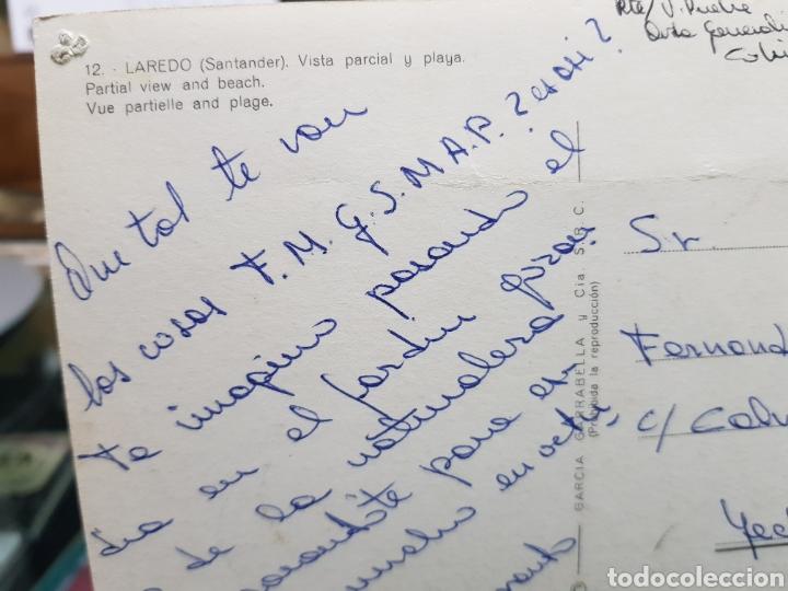 Postales: ANTIGUA POSTAL LAREDO SANTANDER GARCIA GARRABELLA 12 - Foto 2 - 193732170