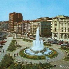 Postales: SANTANDER -PLAZA DEL GENERALÍSIMO- (DOMINGUEZ Nº 93) SIN CIRCULAR / P-6555. Lote 193919258
