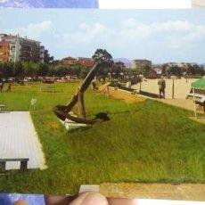 Postales: POSTAL LAREDO SANTANDER JARDINES N 33 DOMINGUEZ. Lote 193945028