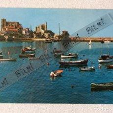 Postales: CANTABRIA, POSTAL DE CASTRO URDIALES, PUERTO, NUMERO 1. Lote 193992216