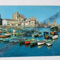 Postales: CANTABRIA, POSTAL DE CASTRO URDIALES, EL PUERTO, NUMERO 3. Lote 193992313