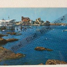 Postales: CANTABRIA, POSTAL DE CASTRO URDIALES, CLUB NAUTICO Y PUERTO, NUMERO 5. Lote 193992436