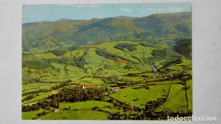 POSTAL AMPUERO-SANTANDER - SANTUARIO DE LA BIEN APARECIDA (Postales - España - Cantabria Moderna (desde 1.940))