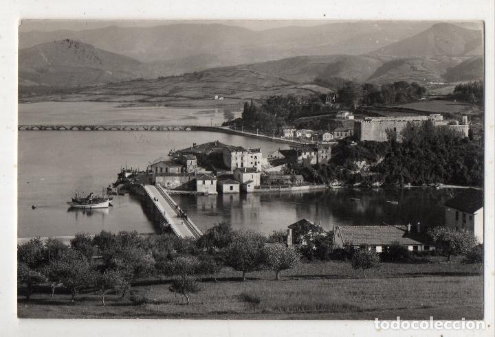 SAN VICENTE DE LA BARQUERA. SANTANDER. FRANQUEADA. (Postales - España - Cantabria Moderna (desde 1.940))
