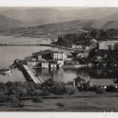 Postales: SAN VICENTE DE LA BARQUERA. SANTANDER. FRANQUEADA.. Lote 194061976