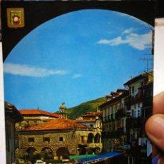 Postales: POSTAL LAREDO SANTANDER PLAZA CAPUCHINO N 14 DOMÍNGUEZ. Lote 194065161