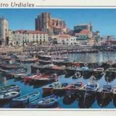 Postales: (21294) CASTRO URDIALES. CANTABRIA. PUERTO. Lote 194146838