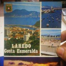 Postales: POSTAL LAREDO SANTANDER VISTA GENERAL N 36 DOMÍNGUEZ. Lote 194151131