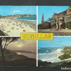 Postales: POSTAL SIN CIRCULAR - COMILLAS - CANTABRIA - SANTANDER - EDITA ROZAS. Lote 194264437