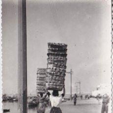 Postales: LAREDO (CANTABRIA) - PESCADORAS. Lote 194650800