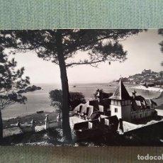 Postales: POSTAL SANTANDER PARQUE Y PLAYA DE LA MAGDALENA. Lote 194988485