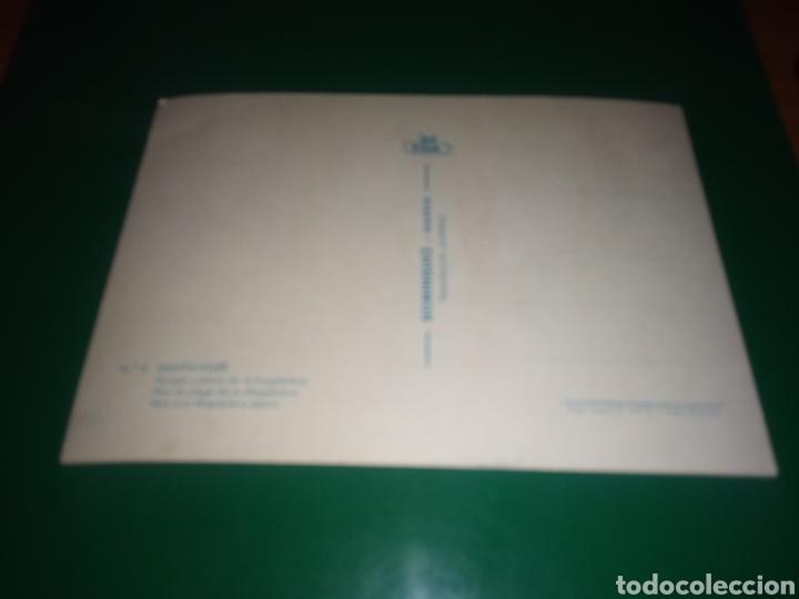 Postales: Antigua postal de Santander. Parque y playa de la Magdalena . Años 60 - Foto 2 - 195021101