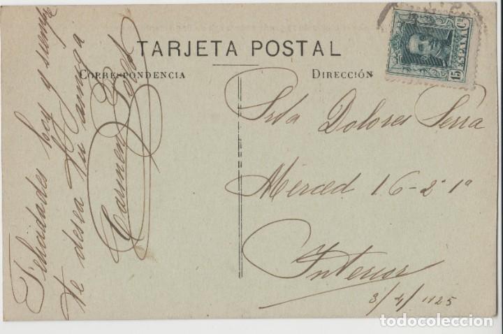 Postales: LOTE V-POSTAL LIMPIAS COLEGIO SAN VICENTE DE PAUL SANTANDER CANTABRIA SELLO - Foto 2 - 195030457