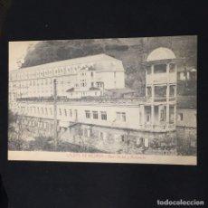 Postales: POSTAL CALDAS BESAYA GRAN HOTEL BALNEARIO FOT CASTAÑEIRA ED EMILIA DOMINGUEZ NO INSCRIT NO CIRCULADA. Lote 195031866