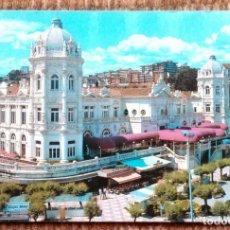 Postales: SANTANDER - GRAN CASINO. Lote 195077518