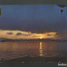 Postales: POSTAL SIN CIRCULAR - LAREDO 15 - SANTANDER - PUESTA DE SOL - EDITA ESCUDO DE ORO. Lote 195174016