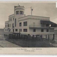 Postales: SANTANDER - CLUB MARÍTIMO - P30023. Lote 195191351