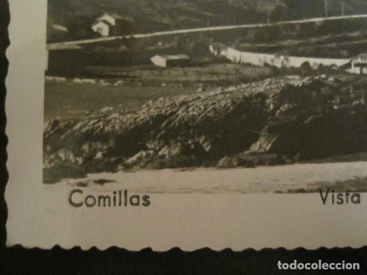 Postales: COMILLAS-VISTA DE LOS PICOS DE EUROPA-IMP· DI CAR-POSTAL ANTIGUA-(68.140) - Foto 3 - 195227376