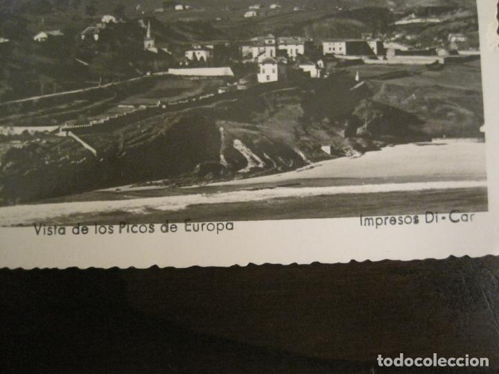 Postales: COMILLAS-VISTA DE LOS PICOS DE EUROPA-IMP· DI CAR-POSTAL ANTIGUA-(68.140) - Foto 4 - 195227376