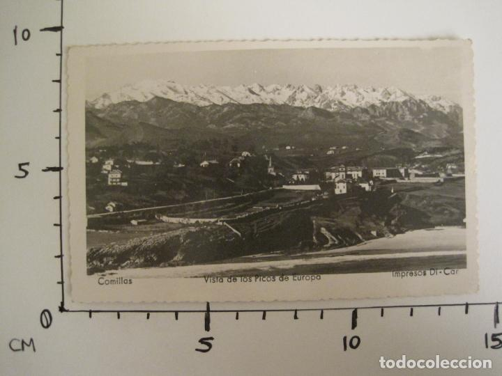 Postales: COMILLAS-VISTA DE LOS PICOS DE EUROPA-IMP· DI CAR-POSTAL ANTIGUA-(68.140) - Foto 6 - 195227376