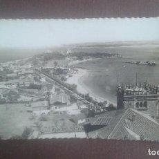Postales: ANTIGUA POSTAL SANTANDER. PLAYA Y PALACIO DE LA MAGDALENA. 9. EDICIONES DARVI.. Lote 195284266