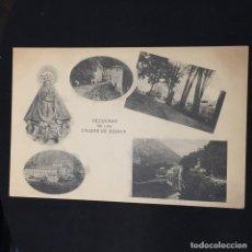 Postales: POSTAL LAS CALDAS DE BESAYA NO INSCRITA NO CIRCULADA RECUERDO HAUSER Y MENET FOT. Lote 195415557